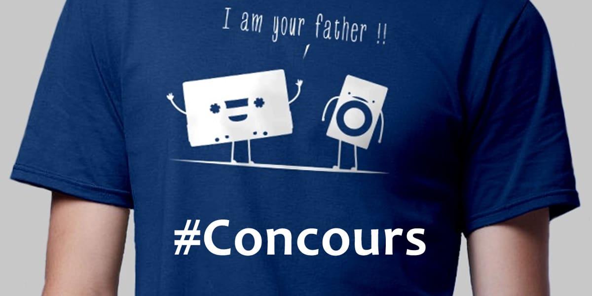 concours-RueDuTeeShirt #Concours : 3 bons d'achat de 30 euros sur RueDuTeeShirt.com à gagner !