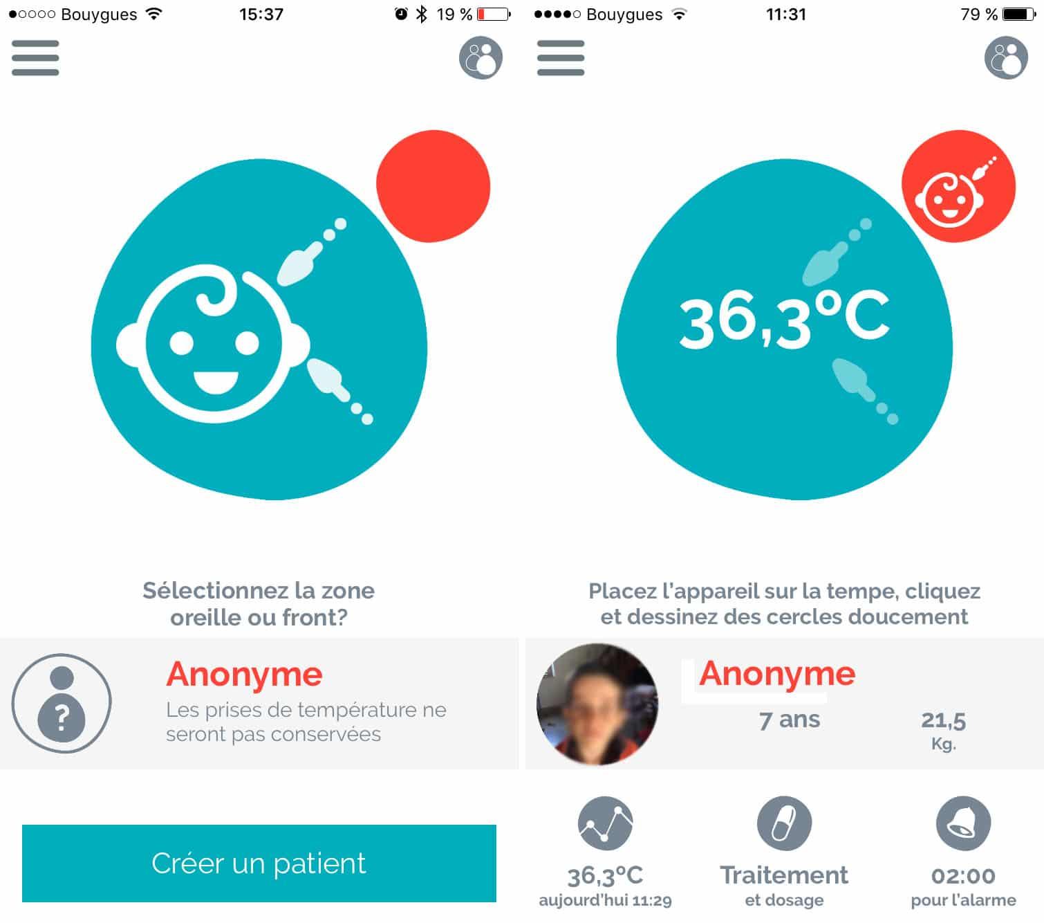 oblumi-tapp-13 Test du thermomètre digital connecté pour toute la famille Oblumi Tapp