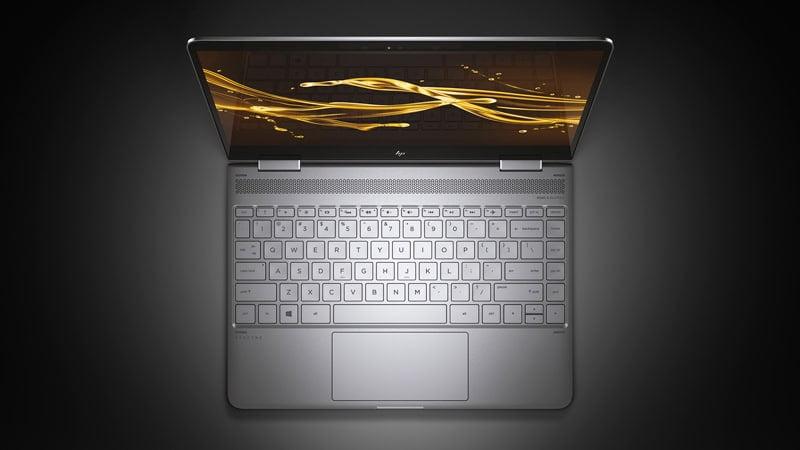 spectrex360-hp HP met à jour ses ordinateurs haut de gamme Envy et Spectre