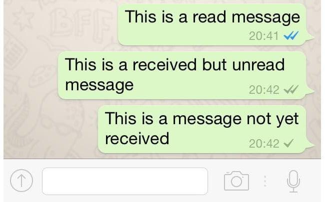 2WhatsAppReadMessage650 Empêcher vos contacts WhatsApp de voir que vous avez lu leurs messages