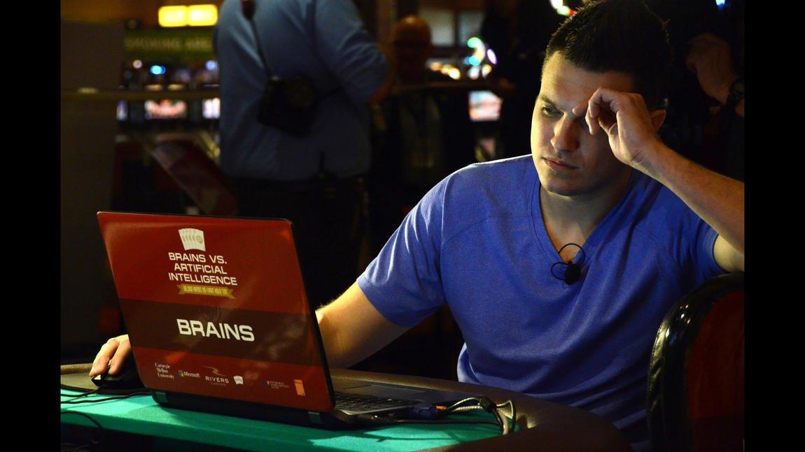 la-na-c1-claudico-poker-20150521 Une intelligence artificielle va affronter des pros du poker