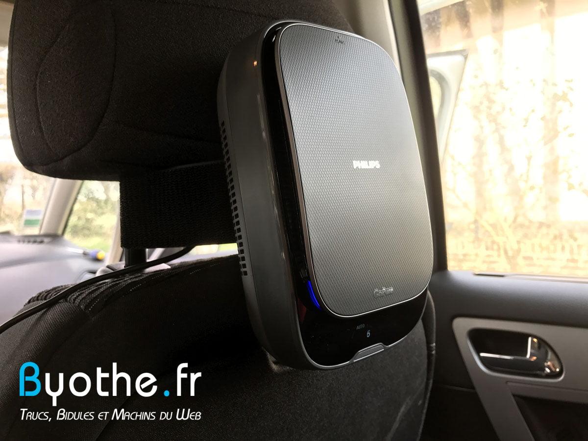 gopure-slimline-230-12 Test : GoPure de Philips, le purifieur d'air pour la voiture !