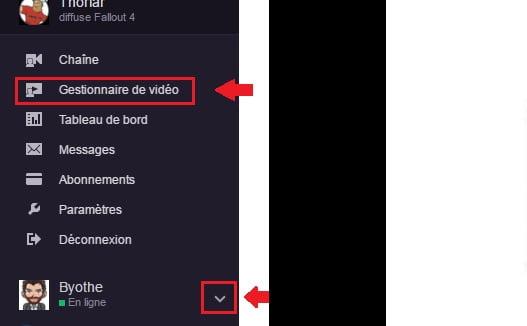 twitch-gestionnaire-video-alternative Comment télécharger vos vidéos Twitch ?
