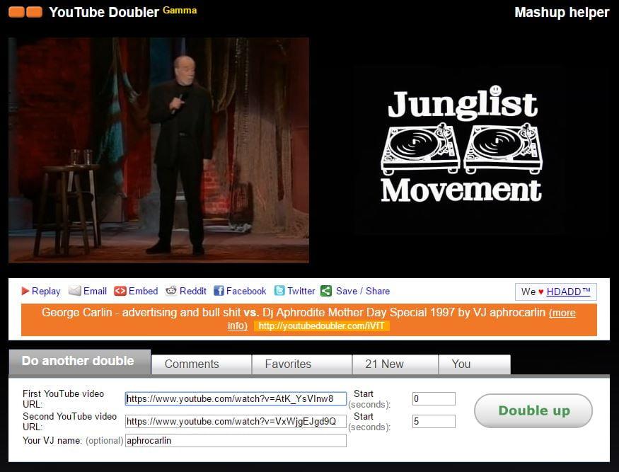 youtube-mashup 10 astuces à connaître sur les URL de YouTube