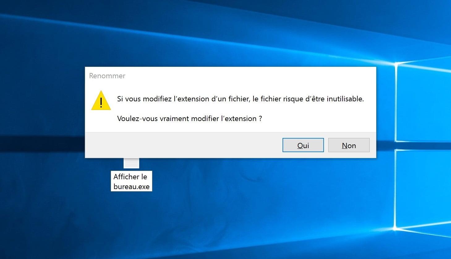 """afficher-le-bureau-etape2 Retrouver le bouton """"Afficher le bureau"""" des anciennes versions de Windows"""