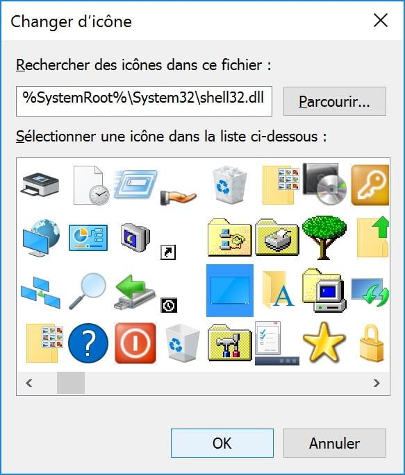 """afficher-le-bureau-etape9 Retrouver le bouton """"Afficher le bureau"""" des anciennes versions de Windows"""