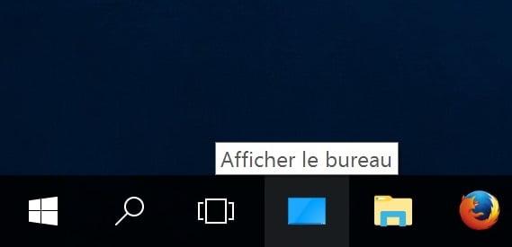 """afficher-le-bureau-final Retrouver le bouton """"Afficher le bureau"""" des anciennes versions de Windows"""