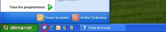 """afficher-le-bureau-windows-xp Retrouver le bouton """"Afficher le bureau"""" des anciennes versions de Windows"""