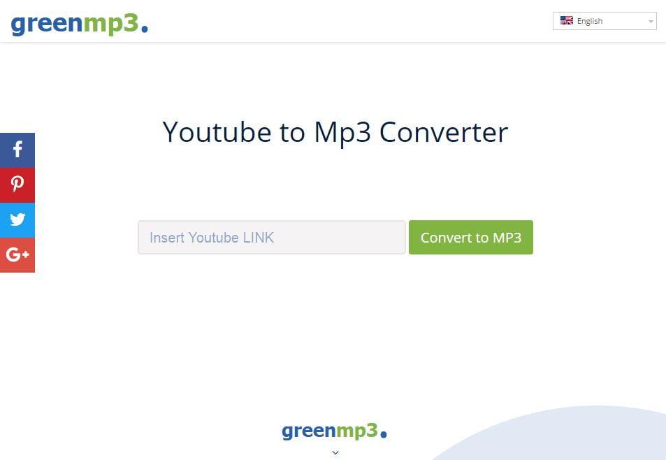 greenmp3 GreenMP3 : convertir les vidéos de YoutTube en MP3