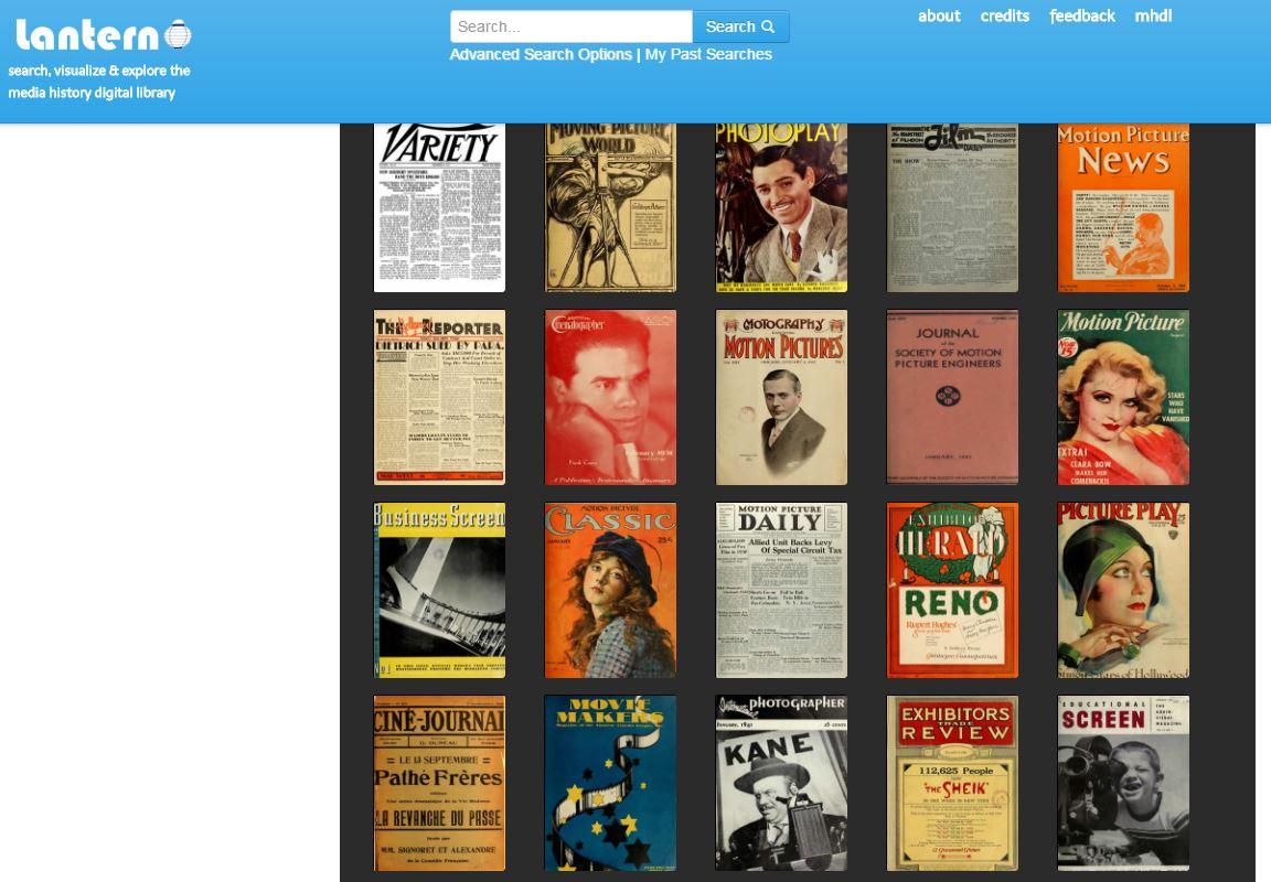 lantern-cinema-recherche Lantern, accédez en ligne à des milliers de revues anciennes sur le cinéma