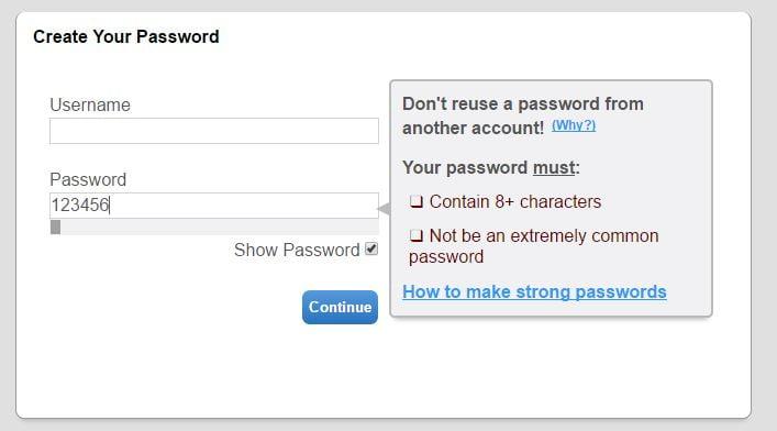 mot-passe-123456 Apprenez à créer des mots de passe costauds grâce à ce nouvel outil