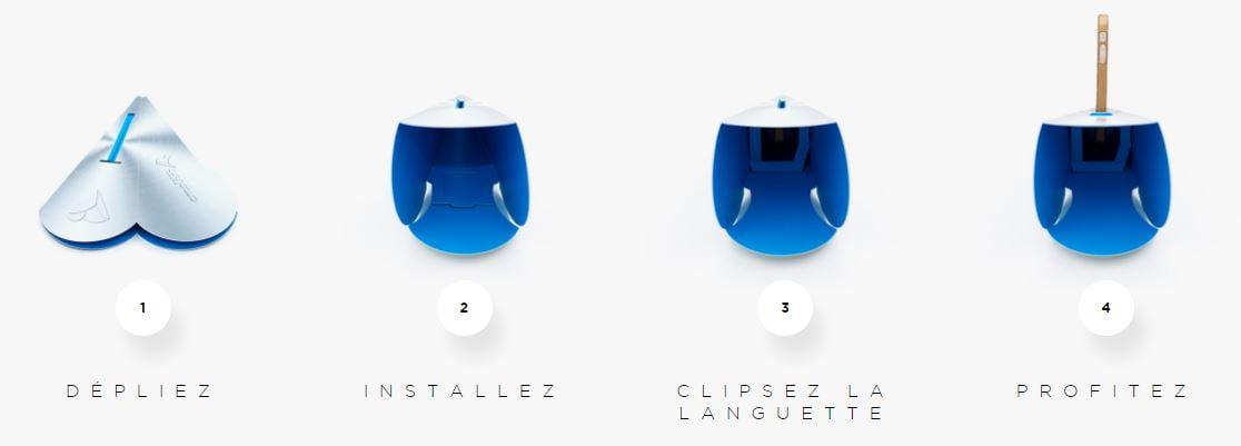 amplilib-montage #Concours : 5 amplificateurs de son pour smartphone Amplilib à gagner !