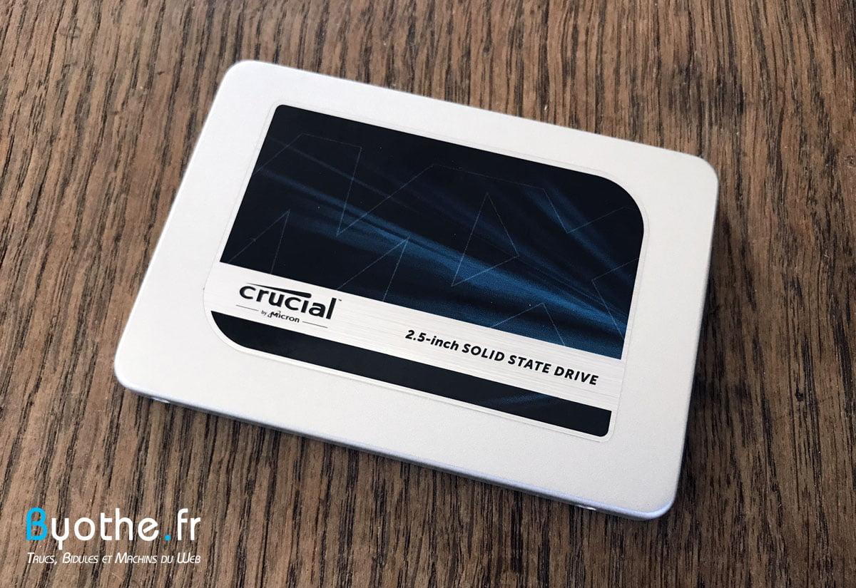 crucial-ssd-mx300-1 Une application web pour vous guider lors du remplacement de votre disque dur par un SSD Crucial