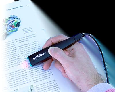 image-comfortable #Concours : 2 scanners portables IRISPen Executive 7 à gagner !