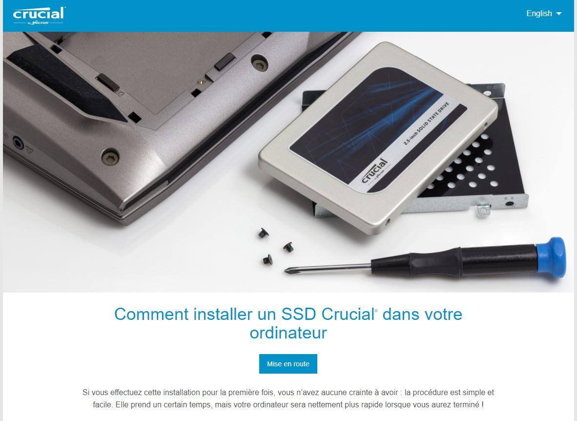 installation-ssd-crucial-1 Une application web pour vous guider lors du remplacement de votre disque dur par un SSD Crucial