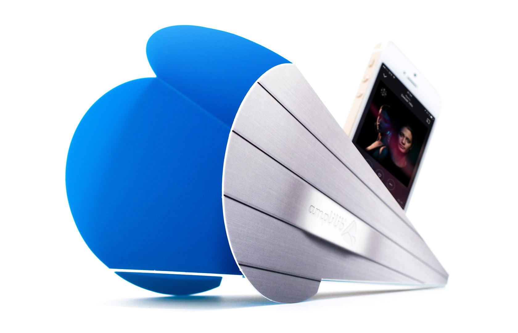 lame_bleu_2 #Concours : 5 amplificateurs de son pour smartphone Amplilib à gagner !