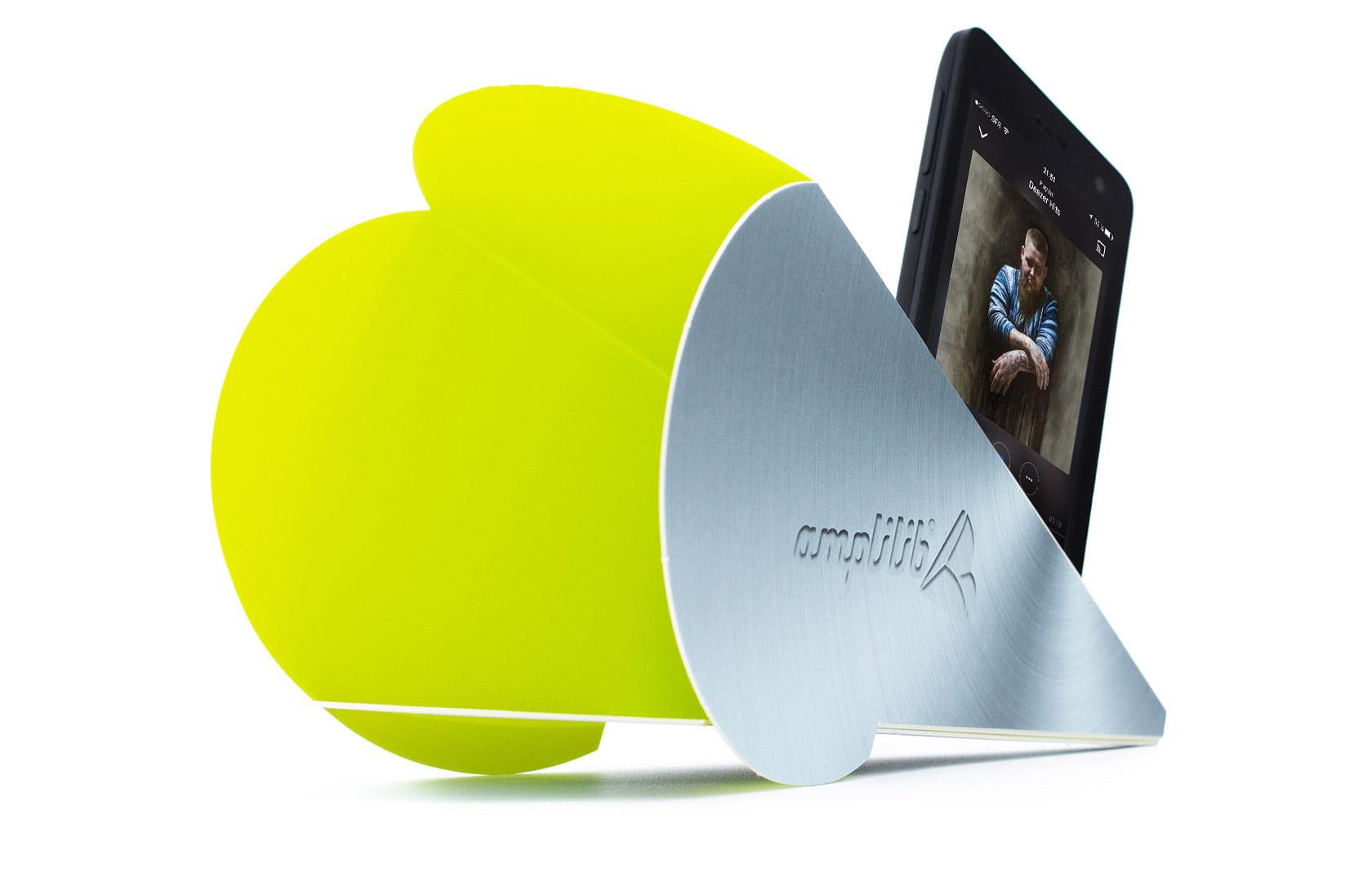 vinyle_vert_1 #Concours : 5 amplificateurs de son pour smartphone Amplilib à gagner !