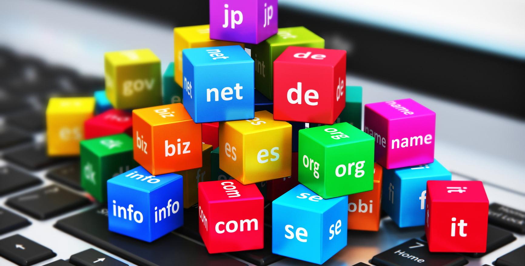 extension-domaine .com, .org ou .fr, à quoi servent les extensions de domaine ?