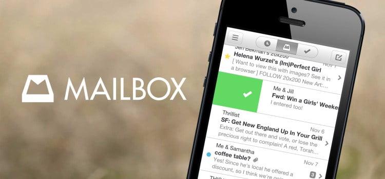 mailbox 8 applications pour être plus productif à la rentrée