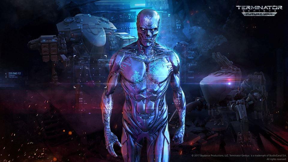 terminator-genisys Un jeu mobile MMO pour les fans de Terminator