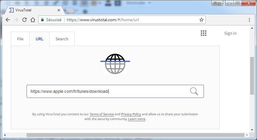 scan-virustotal Comment s'assurer qu'un fichier est sécurisé avant de le télécharger ?
