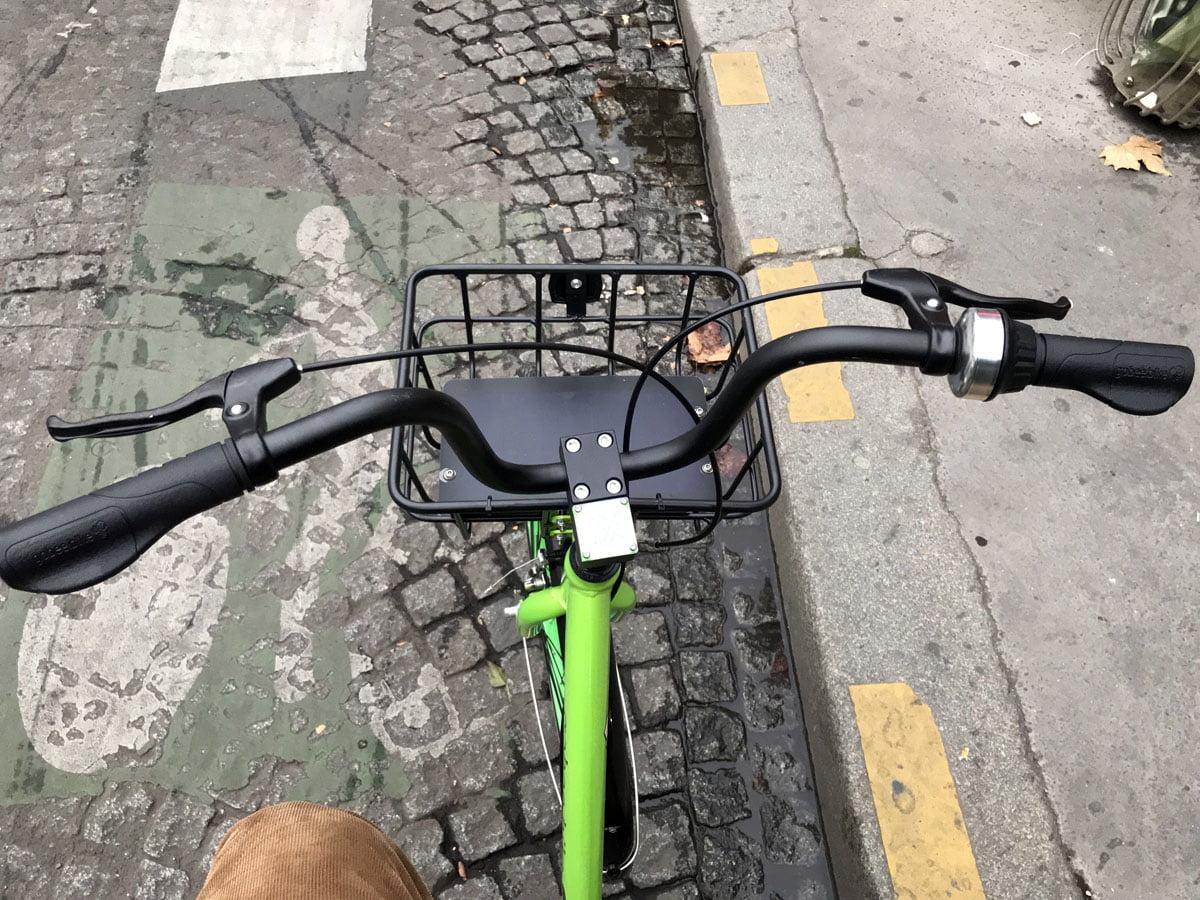 gobee-bike-3 Ce matin j'ai testé Gobee.bike le Vélib mais sans bornes de stationnement