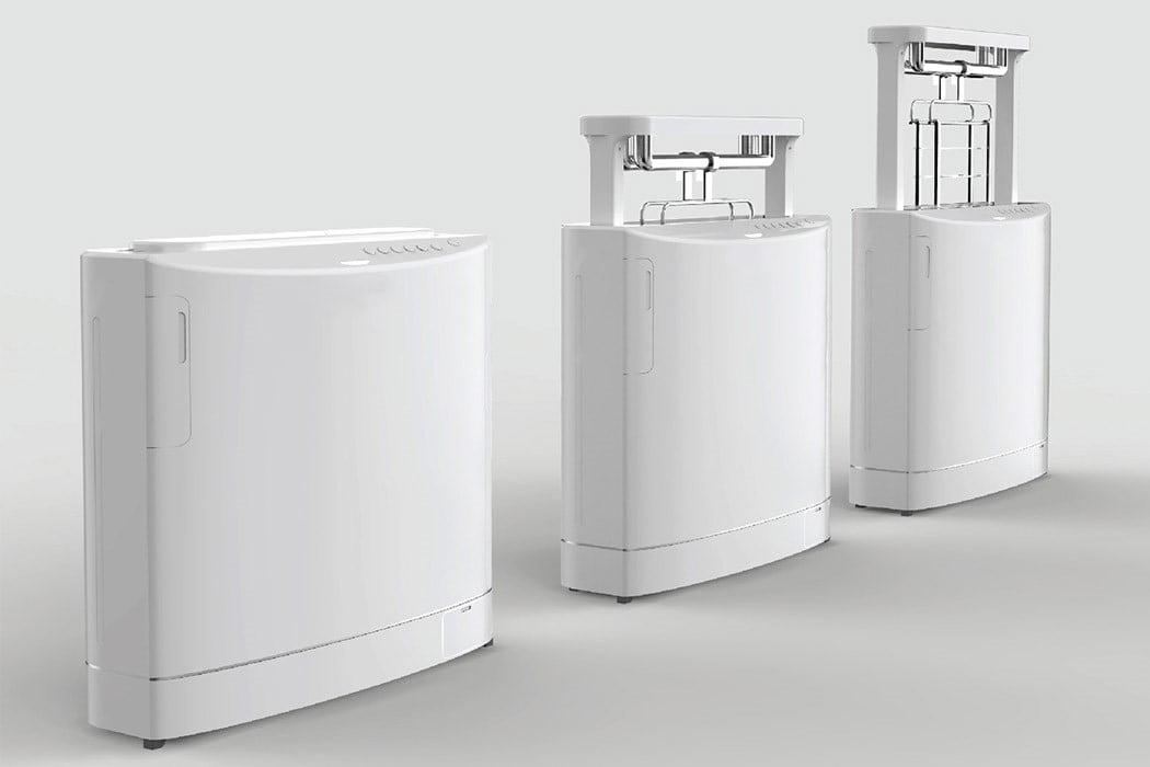 machine-laver2 #ArticleDeLecteur : Que se passe-t-il si on fusionne un lave-linge et un grille-pain ?