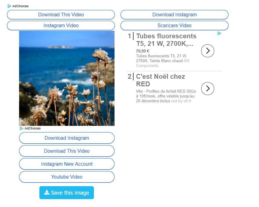 weinstag2 Télécharger des photos, des vidéos et des Stories Instagram depuis votre PC