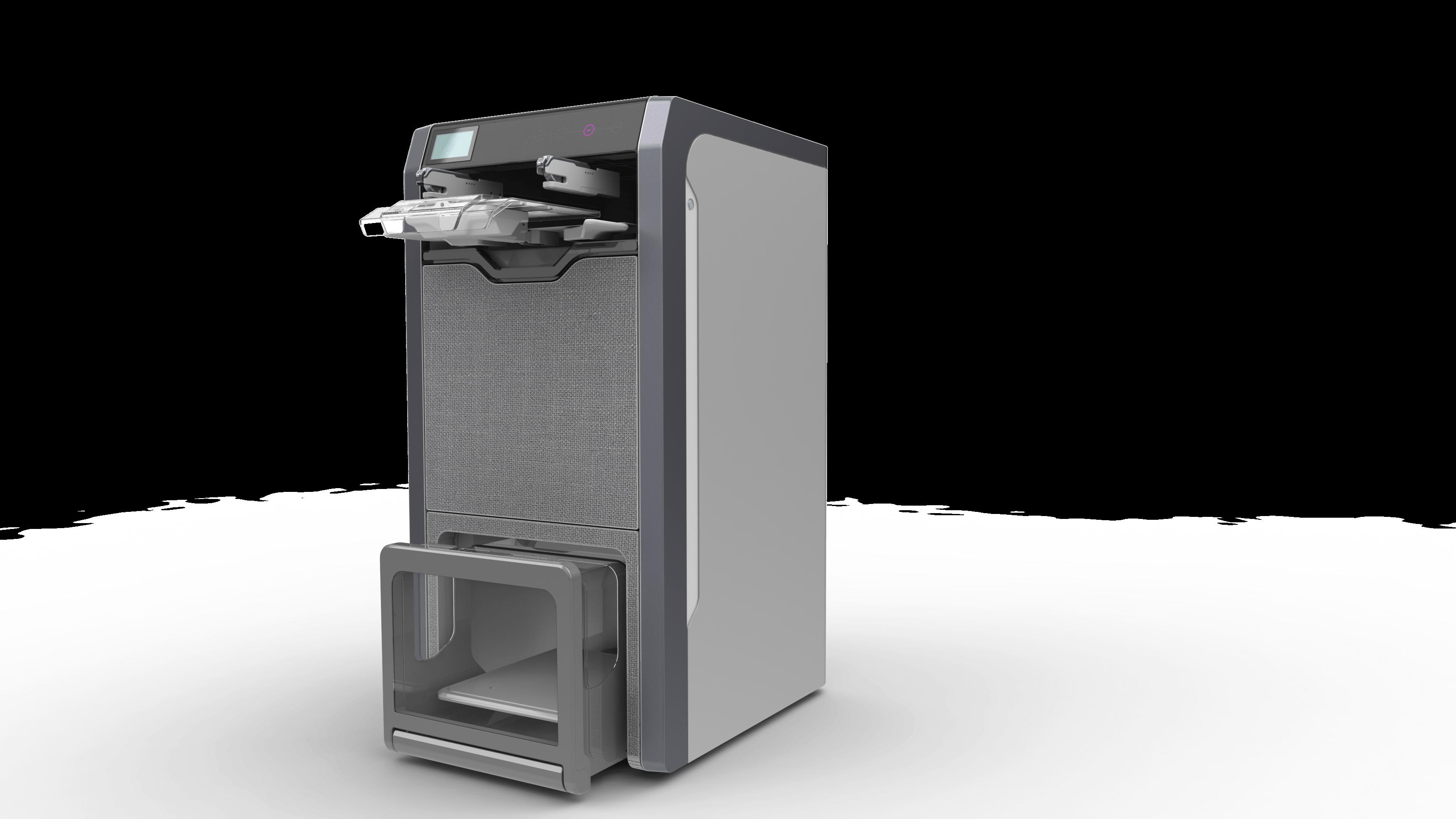 FoldiMate-GREY-open FoldiMate : le robot qui peut plier le linge