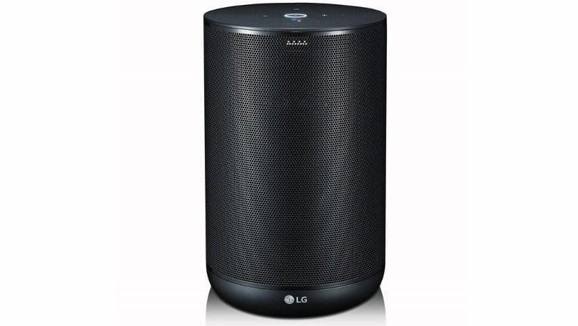 lg-thinq-speaker 3 idées de cadeaux high Tech pour 2018