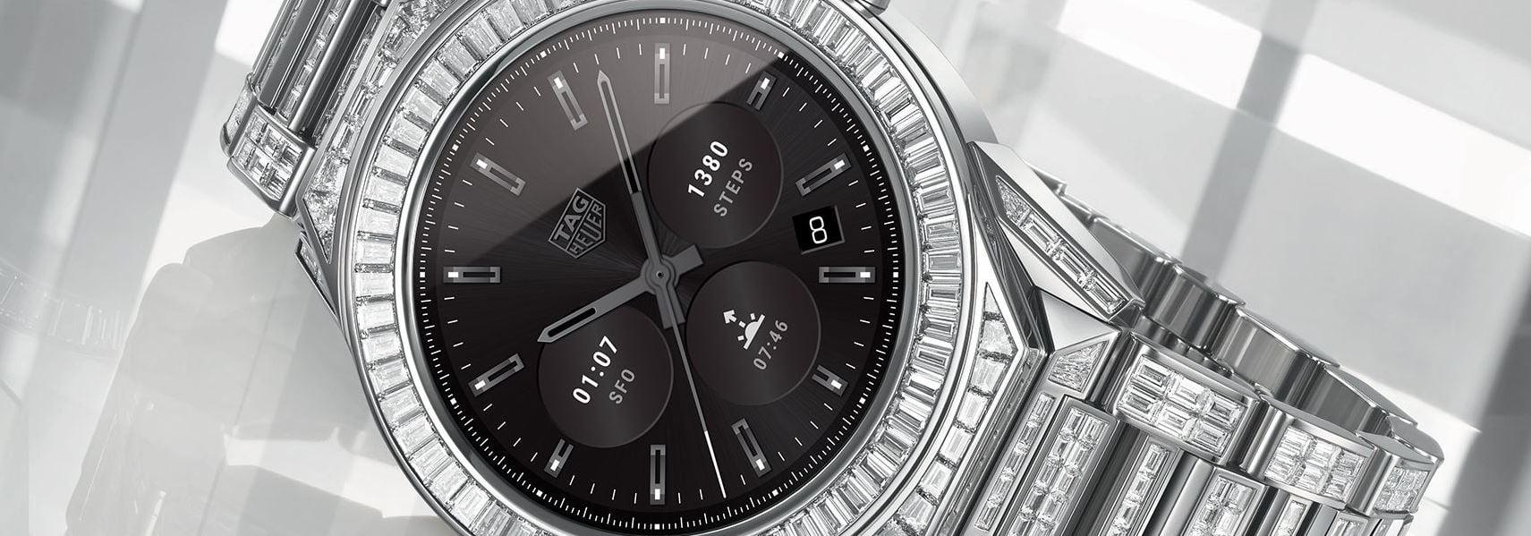 tag-heuer Quel avenir pour l'horlogerie à l'ère 2.0