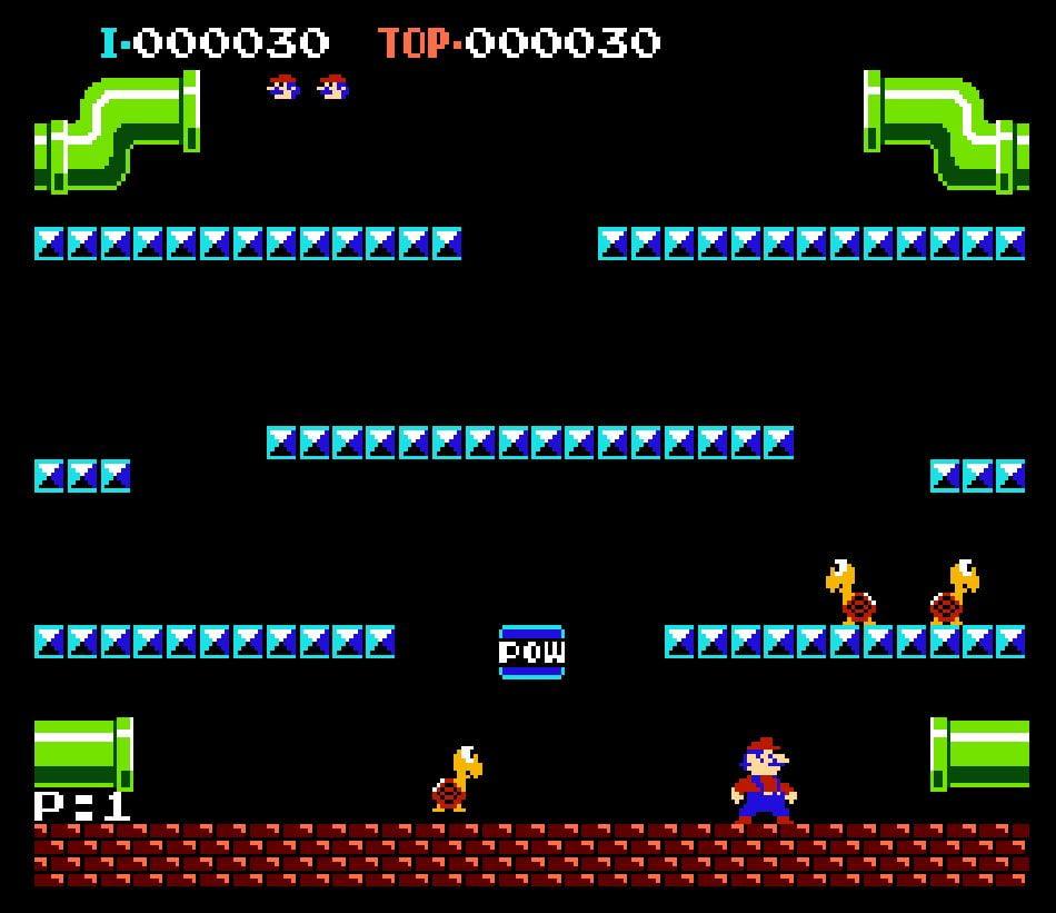 mario-bros-nes Jouer à la NES de Nintendo dans son navigateur !
