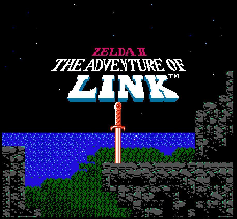 zelda-nes Jouer à la NES de Nintendo dans son navigateur !