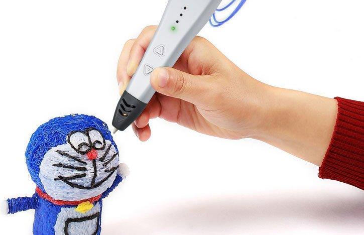 stylo-impression-3D-enfant #Concours : un stylo d'impression 3D Forever 3D Simply PP-100 à gagner !