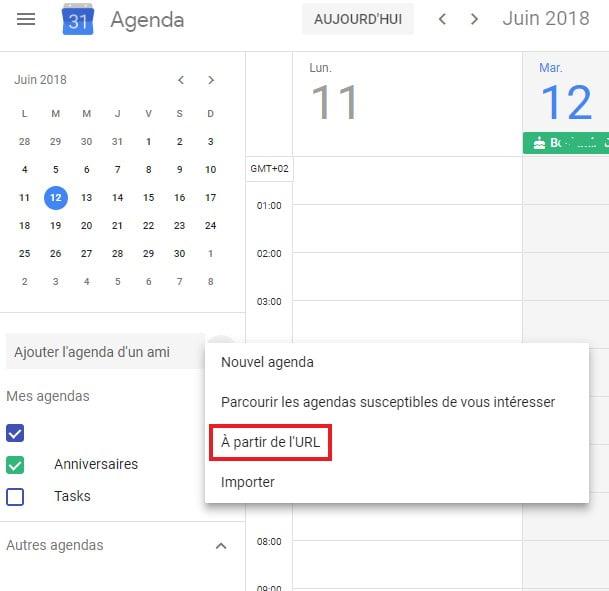 google-agenda-coupe-du-monde Ajoutez les matchs de la Coupe du Monde à votre calendrier !