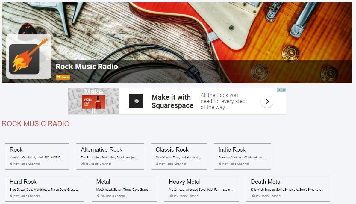 cliggo-radio-rock CLIGGO, écoutez gratuitement de la musique en ligne !