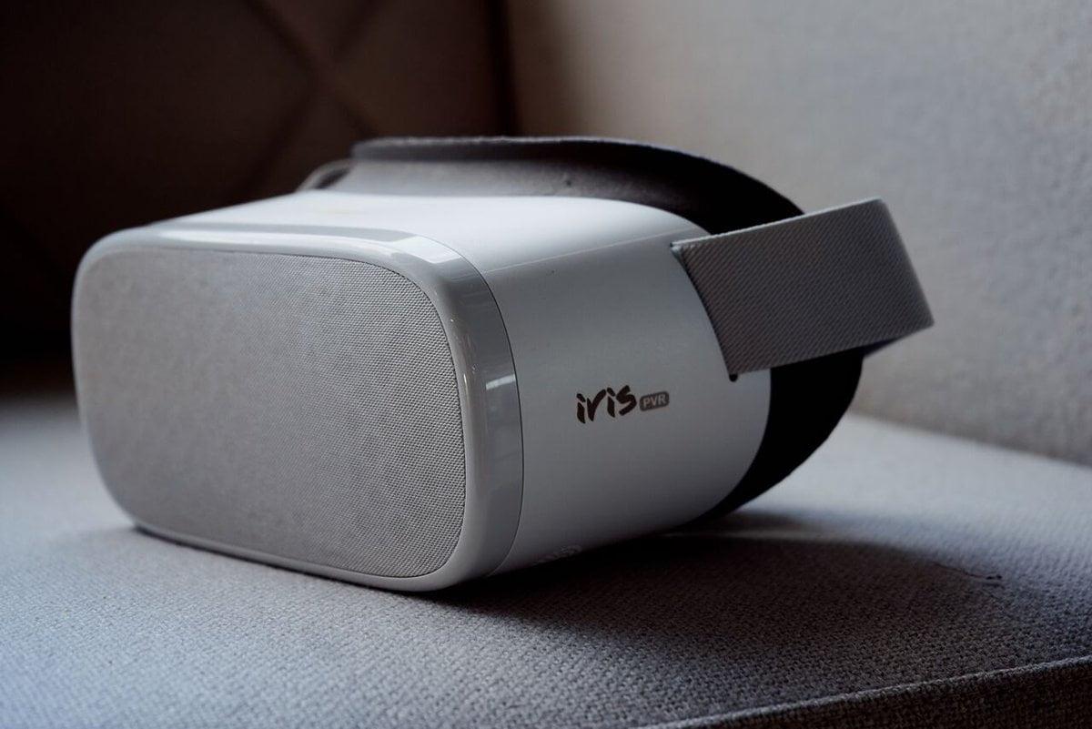 PVR-IRIS-avis PVR Iris : Un casque VR dédié uniquement au porno