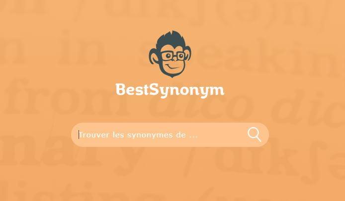 bestsynonym-recherche BestSynonym : un dictionnaire de synonymes français en ligne gratuit