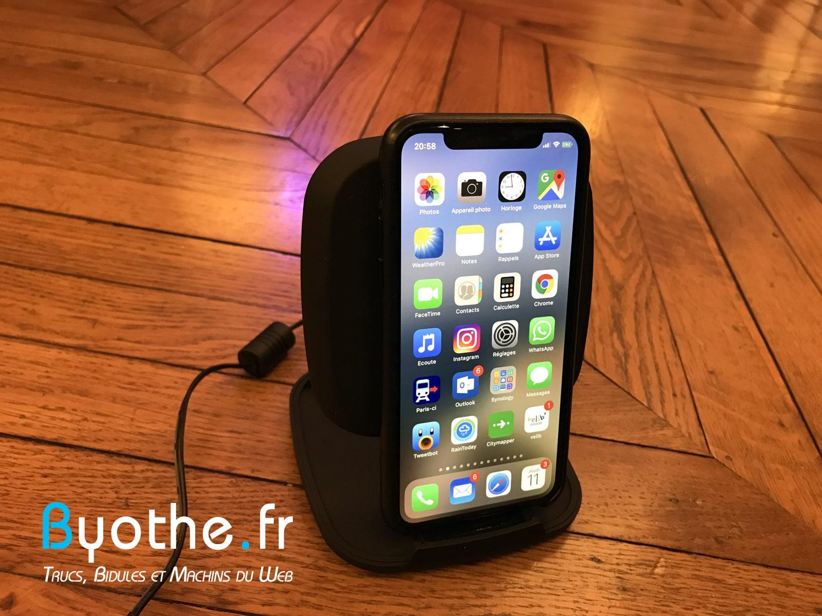 chargeur-zens-qi-4 Test : Chargeur induction sans fil Zens Qi 15W pour smartphone
