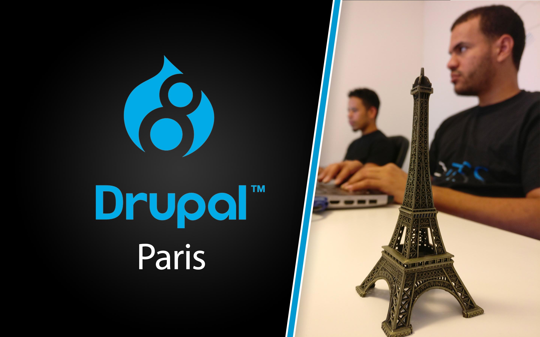 drupal-paris ITSS organise un nouveau meetup à Paris pour les utilisateurs de Drupal !