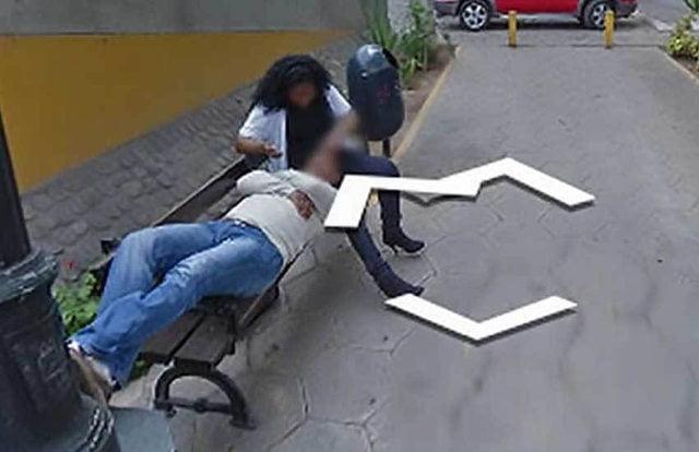 google-street-view-infidele1 L'image du jour : Google Street View provoque un divorce !