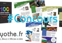 concours 100 jeux video incontournables