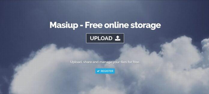masiup stockage en ligne gratuit