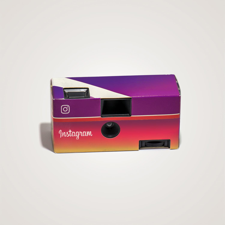 rebirth-Instagram 8 logiciels ou applications actuelles transformées en objets des années 80