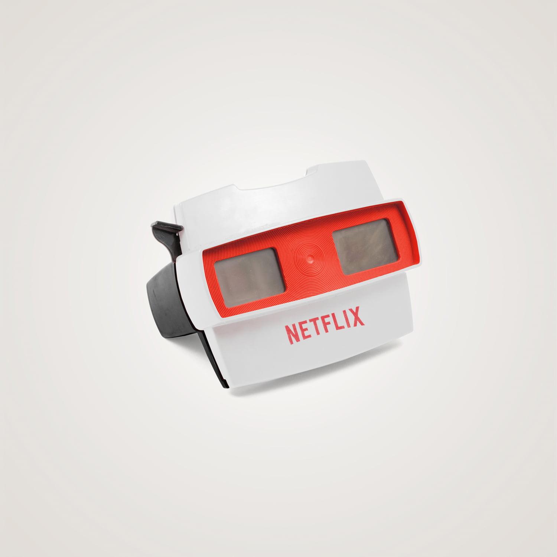 rebirth-Netflix 8 logiciels ou applications actuelles transformées en objets des années 80