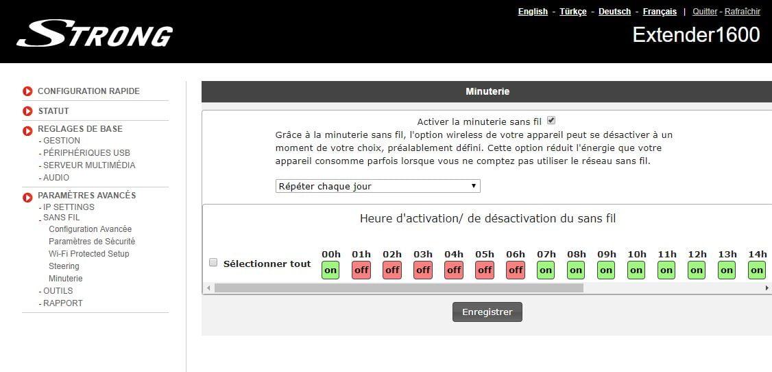 strong-homekit-1600-wifi-mesh-interface-2 Test : WiFi Mesh Home Kit 1600 boostez et étendez votre réseau WiFi