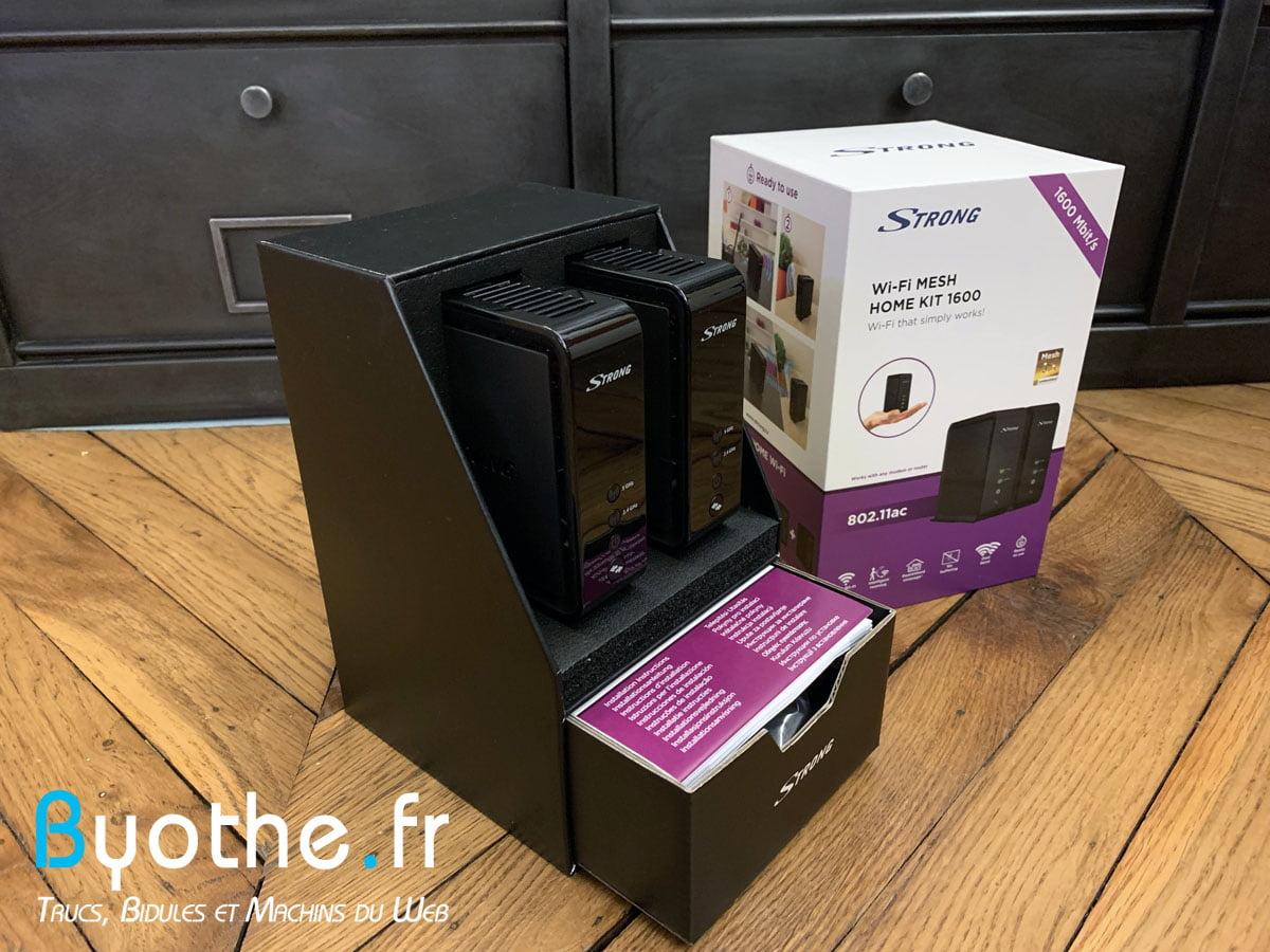 wifi-mesh-homekit-1600-strong-3 Test : WiFi Mesh Home Kit 1600 boostez et étendez votre réseau WiFi
