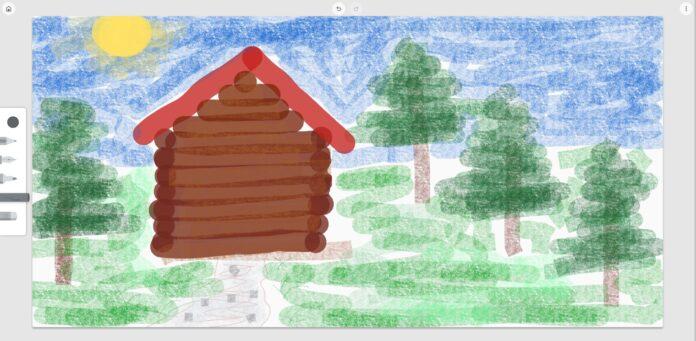 google canvas chrome cabane byothe