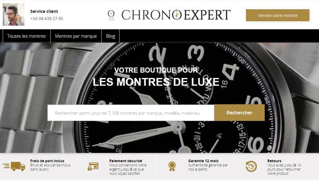 chronoexpert-homepage-1024x590 Chronoexpert, le spécialiste de la vente en ligne de montres de luxe