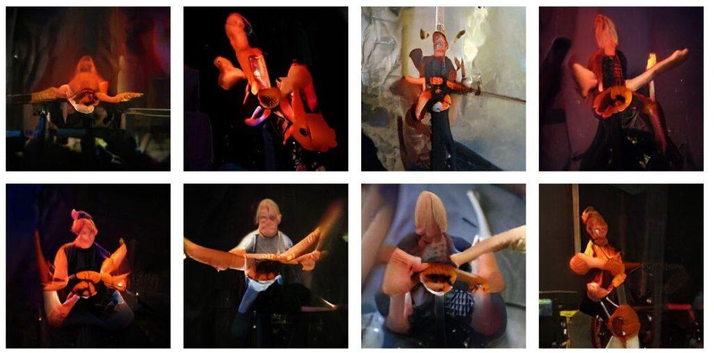 gandbreeder-poisson-rouge-guitare-1024x506 Générez des images farfelues à l'aide de cette intelligence artificielle